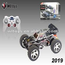 High speed rc nitro rc car