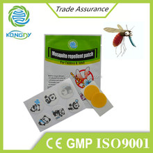Direct factory produce natural herbs Chinese bed bug killer/anti mosquito patch for baby