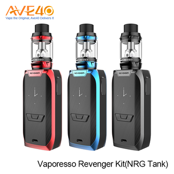2017 ecigarette best seller 220W Vaporesso Revenger TC Kit with NRG Tank