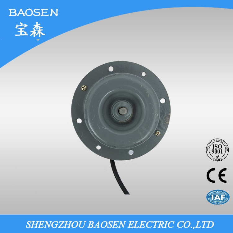 hot sales low noise 120v small ac electric motor