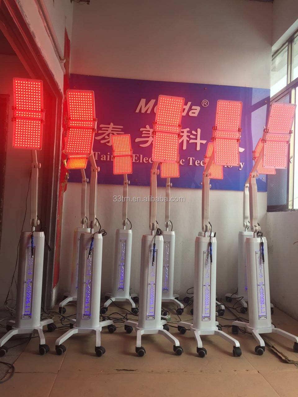 LED Photon Light therapy machine