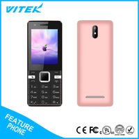 Fast Delivery Cheap Price High Quality 2.8inch MTK Wifi support Feature Phone Display Price China Mobile Manufacturer From China