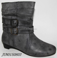 Buy old lady winter boots wholesale, fashion lady leather high ...