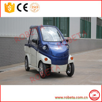 Street legal small electric cars for sale DG-LSV2 with CE certificate (China)