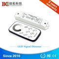 Bincolor T1+R1-PWM10V signal led dimmer with touch remote