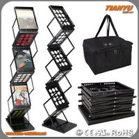 Modern Style Personalized Display Rack For Magazines