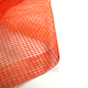 2018 Export high quality construction plastic orange safety net for building protect