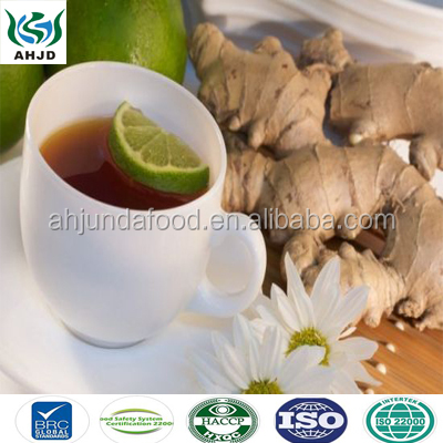 British Pure Ginger Tea Instant Ginseng Ginger Tea with Honey