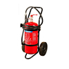 EN3 approved 25KG trolley dry powder fire extinguisher/wheeled fire extinguisher
