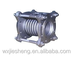 stainless steel 304 bellows expansion joint with flange