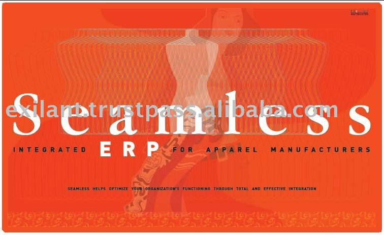 ERP Software for textiles manufacturer