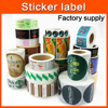 printing lables For Bar Code sticker Rolls