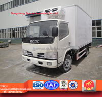3-5ton RHD refrigerator van, refrigerator truck, dongfeng Refrigerated box truck for sale