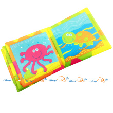 Fashionable Educational Wholesale Baby soft book, Fabric Book, Baby Cloth Book From China Factory