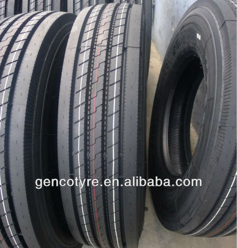 Truck tires tyres from Gencotyre 11R22.5