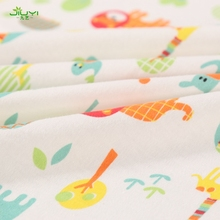 China new product printed fabric textile 100% cotton fabric cartoon