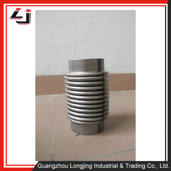 Electrical Car Stainless Steel Flexible Exhaust Joints And Bellow