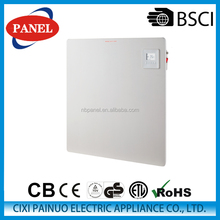 ceramic and plaster panel heater with LCD display