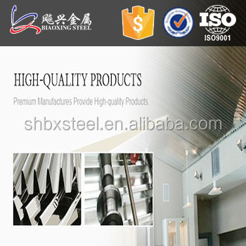 Industrial Constrution Zinc Roofing Sheet Made in China