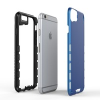 Wholesale Slim Mobile Phone Case Back Cover Tough Armor Case For Iphone 6 6S