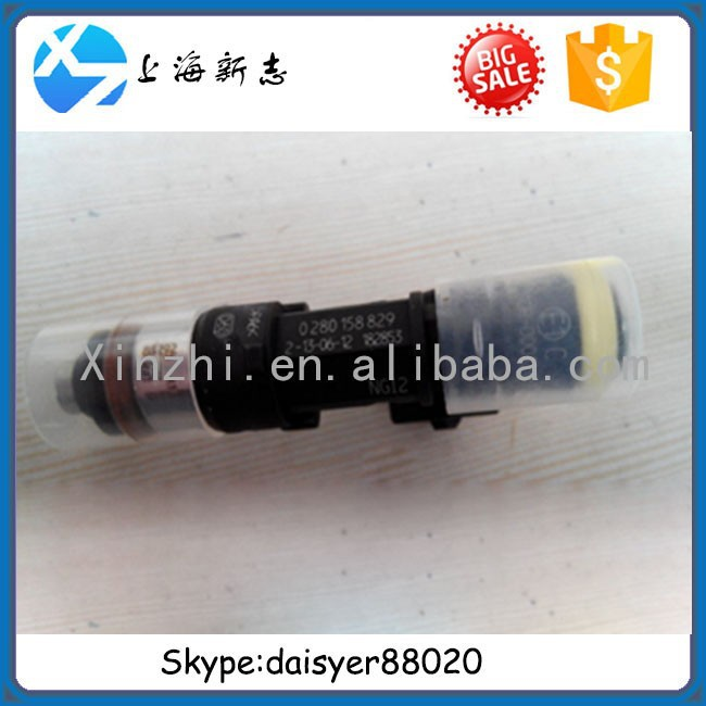 Natural Gas Engine Parts Bosch gas Injector nozzle 0280158829