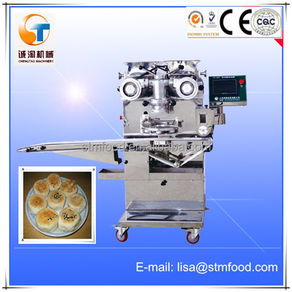 High quality automatic empanadas encrusting making machine ST-168