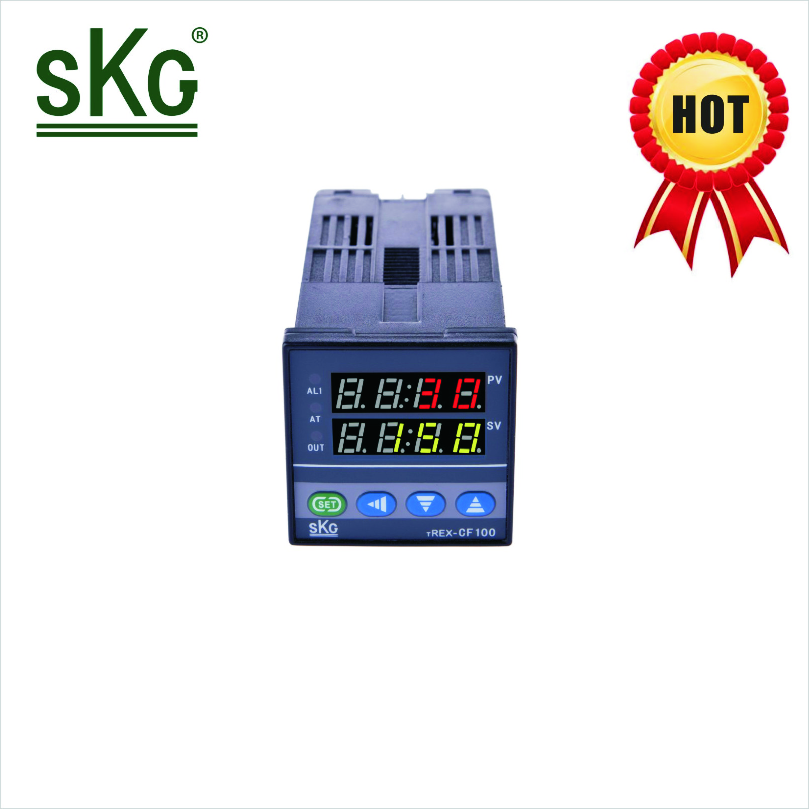 industrial digital pid led display temperature controller pt100 <strong>0</strong> to 1200c