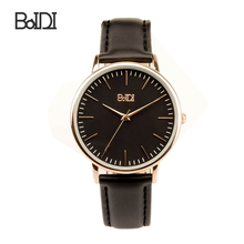 2017 new products oem wholesale china watch custom brand men leather watch