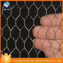 China Supplier low price electrical galvanized zoo fence hexagonal wire mesh