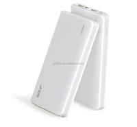 GOLF hot sale mobile power supply slim power bank Mobile 6000mAh