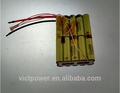 Best quality battery for unmanned aerial vehicle 4S5P 14.8V 17Ah battery pack with NCR 18650B cells
