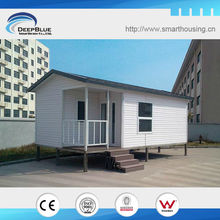 European quality small mobile homes