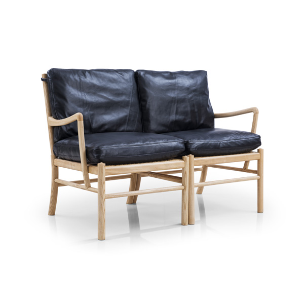 Hans Wegner 2 seater Colonial Sofa