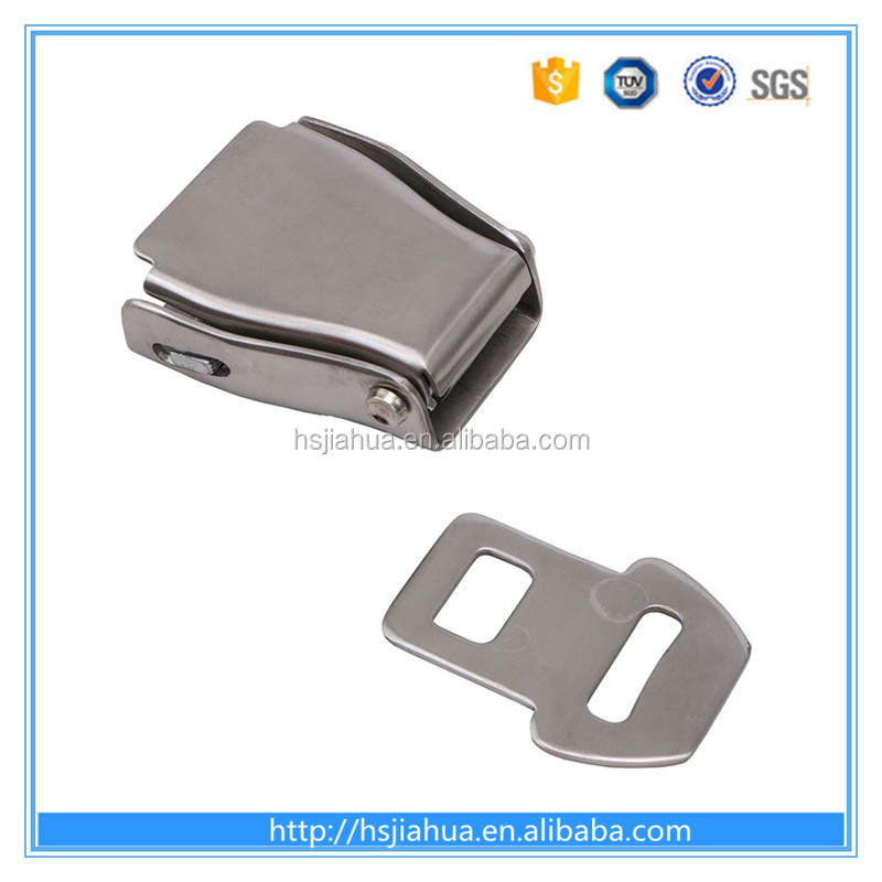 Top quality airplane seat belt buckle types manufaturer