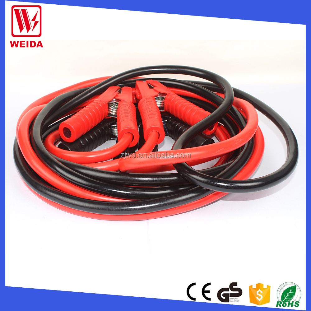 hot sale 300A 2.5M light-duty battery start cables booster cables jump leads
