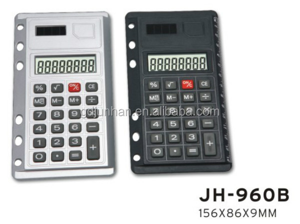 high quality romotional citizen electronic digital calculator