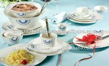High Quality Porcelain Dinner Set