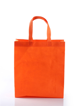 cheap recycled custom printing grocery tote shopping non woven bag