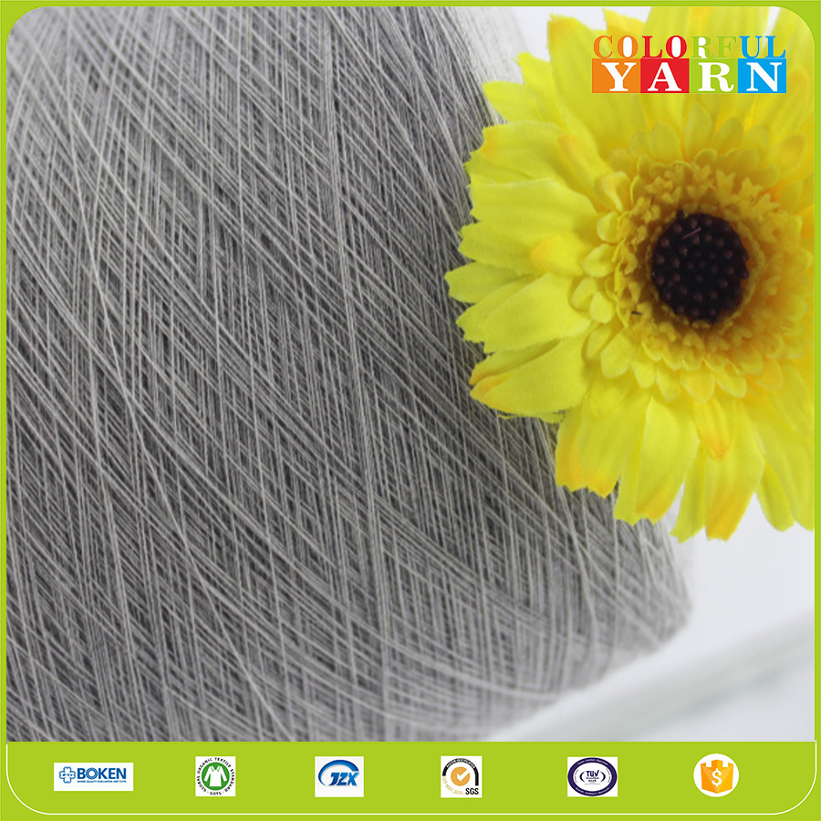heating acrylic wool and nylon knitting for sock yarn