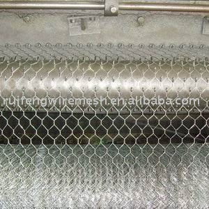 hexagonal wire mesh /hex wire mesh