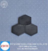 A variety of specifications of silicon carbide