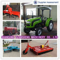 New products farm tractor with agriculture machinery