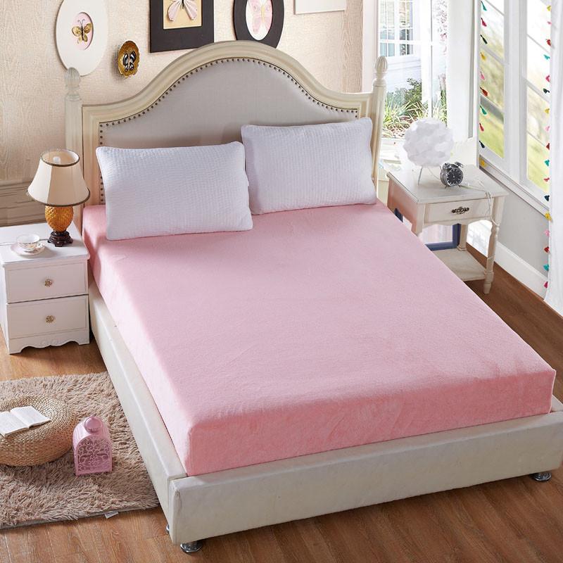 Waterproof Polyester Jersey Hypoallergenic Mattress Bed Covers - Jozy Mattress | Jozy.net