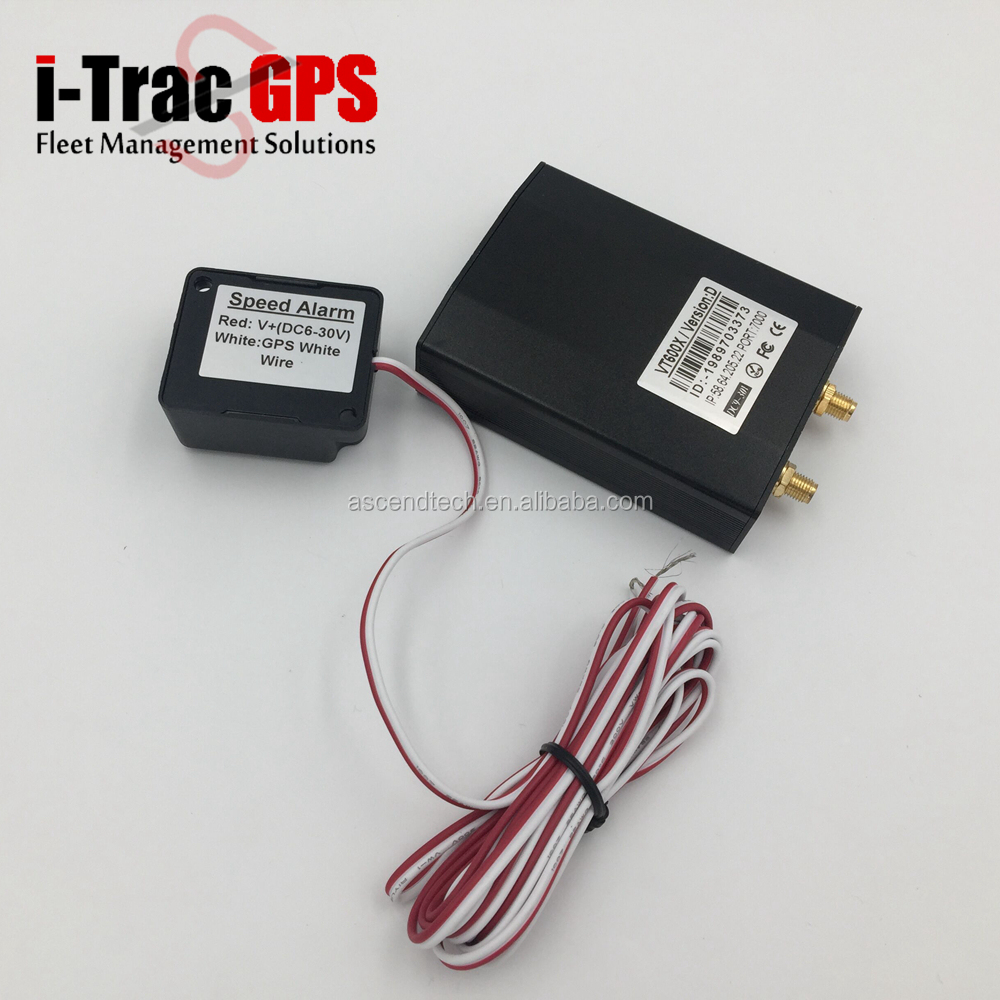 gps car vehicle speed limiter governor control limit alarm device
