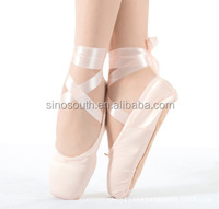 pink ballet pointe shoes wholesale