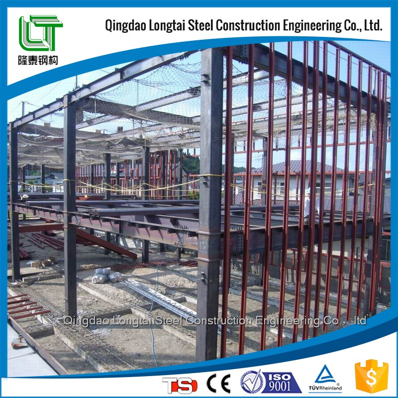 lightweight steel frame building for all uses