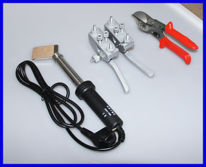 Round Belt Type and PU Material belt splicing kits