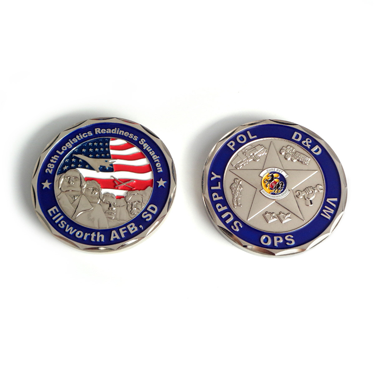 High Quality Custom US Army Metal Souvenir Challenge Coin