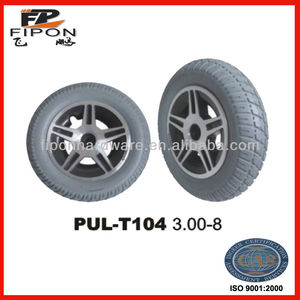 Solid Chen Shin Tire Power Wheelchair Tyre 3.00-8