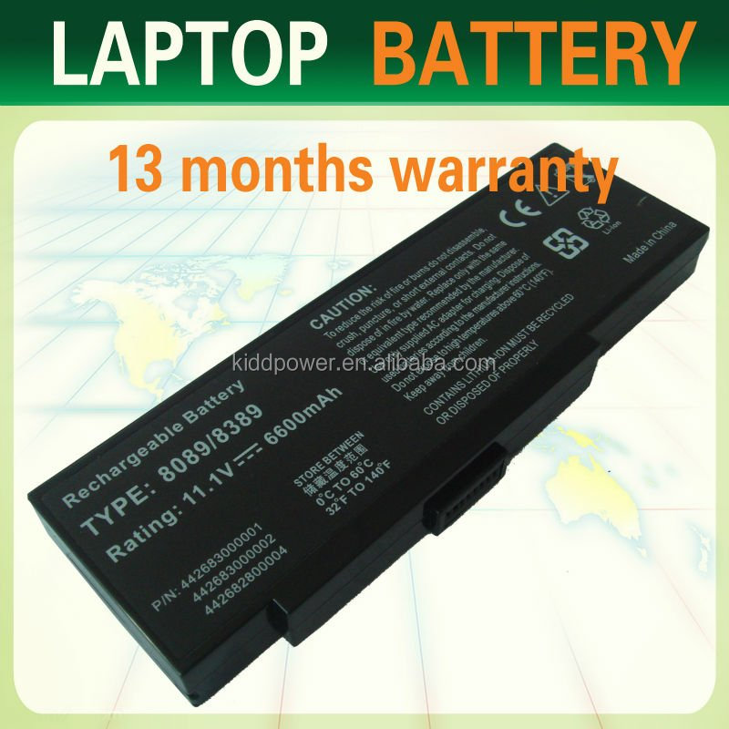 high capacity for benq joybook laptop battery 2100 JoyBook 2100E Series